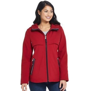 Women's Gallery Hooded Soft Shell Jacket