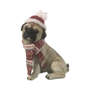 Melrose Holiday Pug