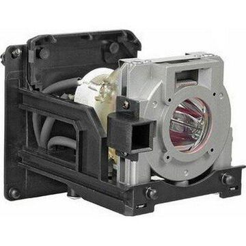 NEC LT265 Projector Housing with Genuine Original OEM Bulb