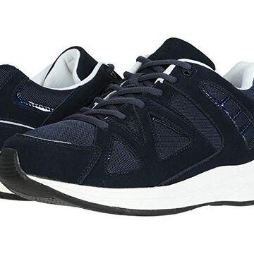 Drew Energy (Navy Suede) Men's Shoes