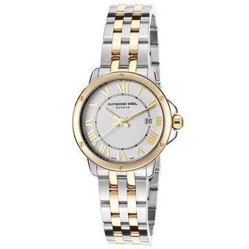Raymond Weil Women's 5391-STP-00308 Tango Stainless Steel Watch
