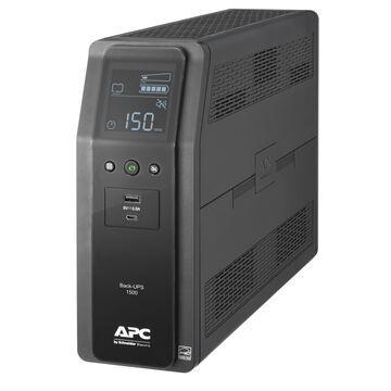 APC Back UPS PRO BN 1500VA Battery Backup And Surge Protector