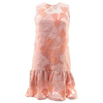 Markus Lupfer Pink Polyester Dresses