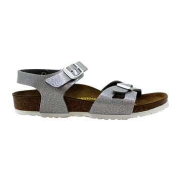 Birkenstock Pre-School Rio Galaxy Magic Galaxy Silver 831783