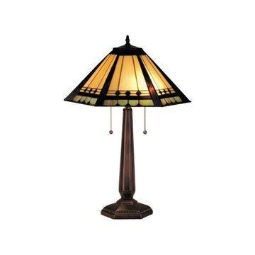 Meyda Tiffany 82313 Albuquerque Table Lamp