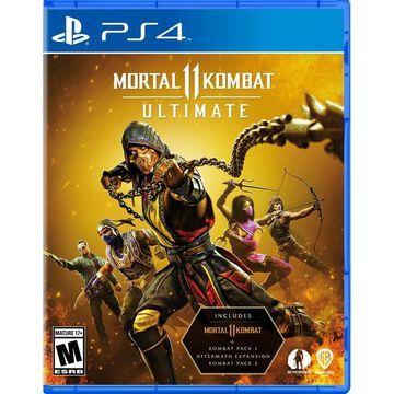 Mortal Kombat 11 Ultimate Edition - PlayStation 4 Sony GameStop