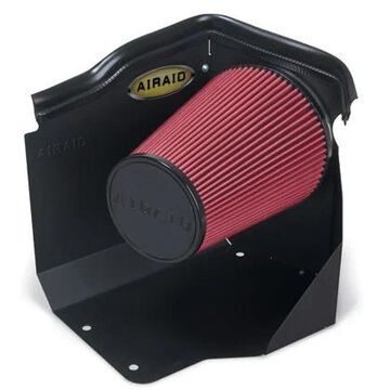 2007 GMC Sierra Airaid Intake System, Cold Air Dam System without Intake Tube