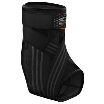 Shock Doctor Ultra Laceless Figure 8 Straps Ankle Brace with Stirrup Stays