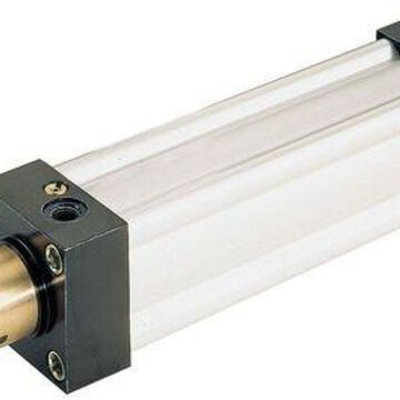 SPEEDAIRE 5VLC7 2'' Bore Double Acting Air Cylinder 12.5'' Stroke