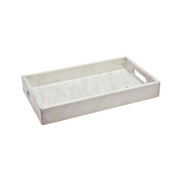 Godinger Marble Rectangle Tray