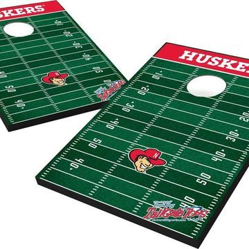 Wild Sports 2' x 3' Nebraska Cornhuskers Tailgate Bean Bag Toss