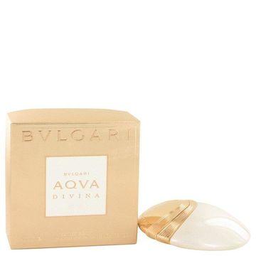 Bvlgari Aqua Divina by Bvlgari Eau De Toilette Spray 2.2 oz for Women (Package of 2)