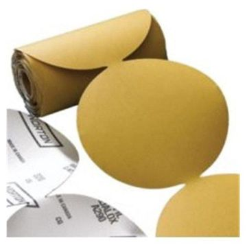 Norton Gold 6-Inch Disc Roll 180 Grit, 100 Discs