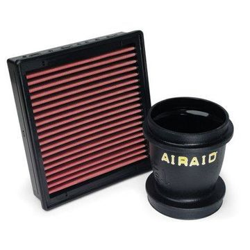 Airaid 03-07 Dodge Ram 5.9L Cummins Diesel Airaid Jr Intake Kit - Oiled / Red Media