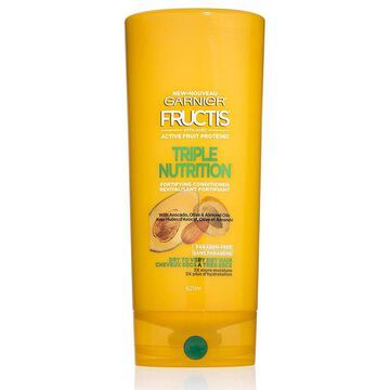 Garnier Fructis Triple Nutrition Fortifying Conditioner, 621 ml