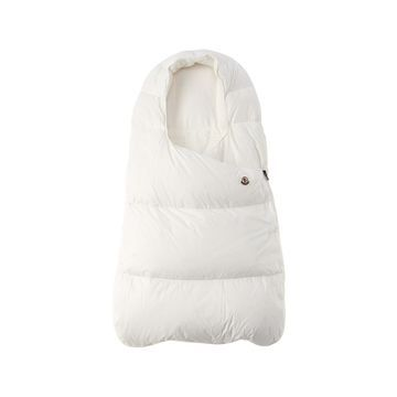 Moncler Logo Patch Baby Nest