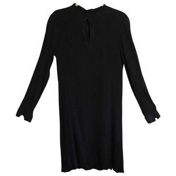 Apc \N Blue Silk Dresses