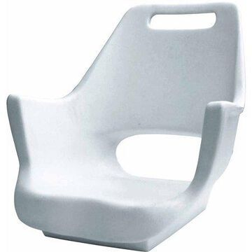 Wise Deluxe Pilot Chair Seat Shell and Mounting Plate