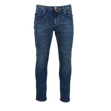 Jeckerson 5 Tasche Patch Jeans