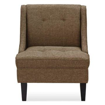 Furinno Euro Classic Fabric Accent Chair