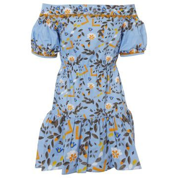 Peter Pilotto Blue Cotton Dresses