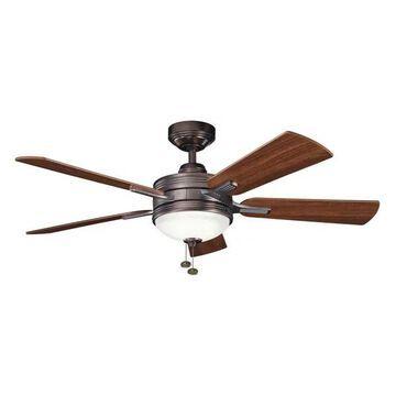 Kichler 300148OBB 52 Inch Logan Fan