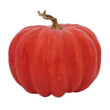 """15.5"""" Dark Orange Pumpkin by Ashland   Michaels"""