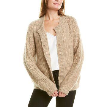 Les Copains Wool & Mohair-Blend Cardigan