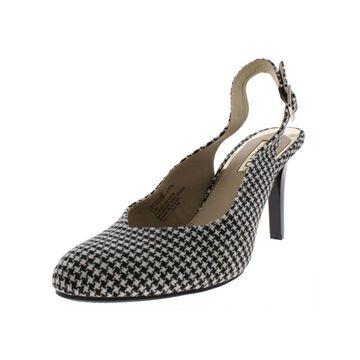 Rialto Womens Collette Slingback Heels Pump