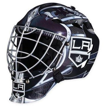 NHL Los Angeles Kings GFM 1500 Youth Street Hockey Face Mask