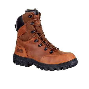 Rocky Work Boots Mens S2V Composite Leather Lace RKK0217
