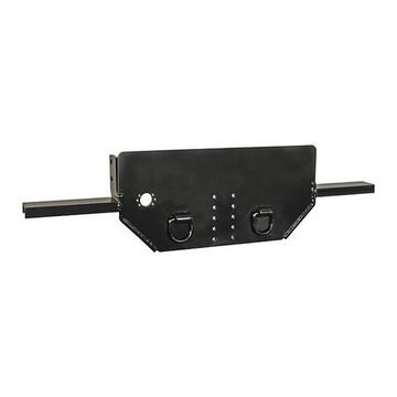 Hitch Plate,Pintle Mount for Gm