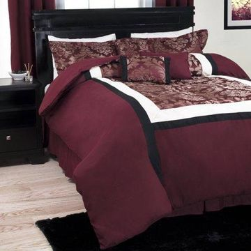 Somerset Home 7-Piece Candace Comforter Set