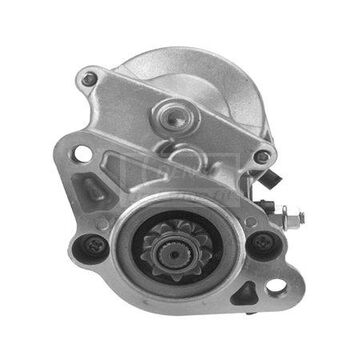 Denso DENSO First Time Fit Starter Motor Remanufactured 280-0166