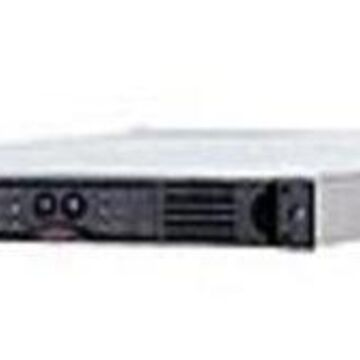 APC Smart-UPS RM SUA750RM1U 750VA UPS - 120 Volts - Lead-acid Battery - 4 x NEMA 5-15R - 1U Rack-mountable - Black