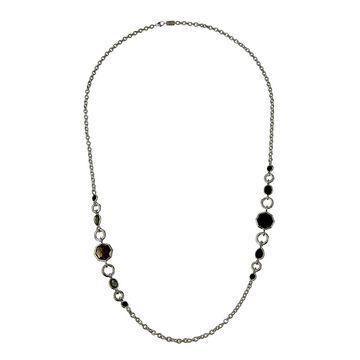 Wonderland 2-Station Chain Necklace in Monroe