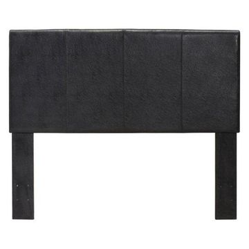 Furniture of America Kinto King Panel Headboard in Espresso