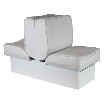 Wise 8WD521P-1-717 Deluxe Series Lounge Seat with 8