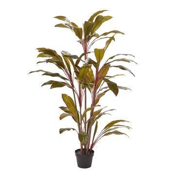 Pure Garden Artificial Cordyline Indoor Floor Plant