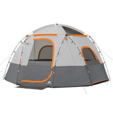 Ozark Trail 9-Person Sphere Tent with Rope Light