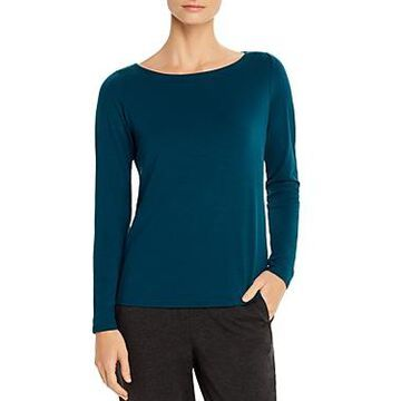 Eileen Fisher Boatneck Top