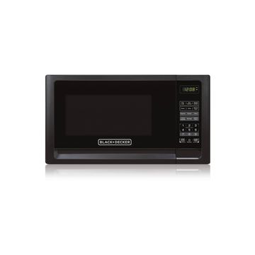 Black+Decker EM925AFO 0.9 Cu. Ft. Digital Microwave