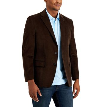 Club Room Men's Corduroy Classic-Fit Sport Coat, Created for Macy's