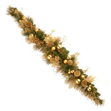 National Tree Company 6 ft. Artificial Elegance Swag