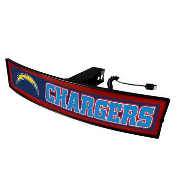FANMATS San DiegoChargers Light Up Trailer Hitch Cover