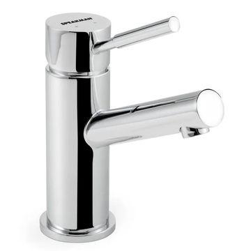 Speakman SB-1003 Neo 1.2 GPM Bathroom Faucet Polished Chrome Faucet Bathroom Sink Faucets Single Handle