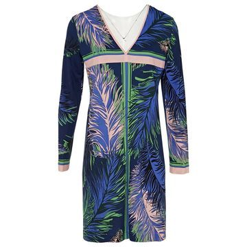 Emilio Pucci Blue Viscose Dresses