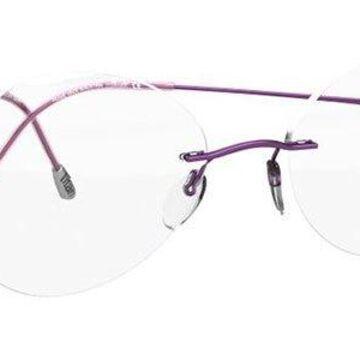 Silhouette TMA Must Collection 2017 5515 CS 3540 52 New Unisex Eyeglasses