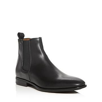 Aquatalia Men's Adrian Weatherproof Leather Boots