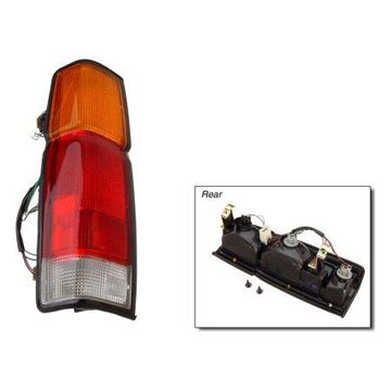 TYC SAE/DOT Approved Tail Light Assembly